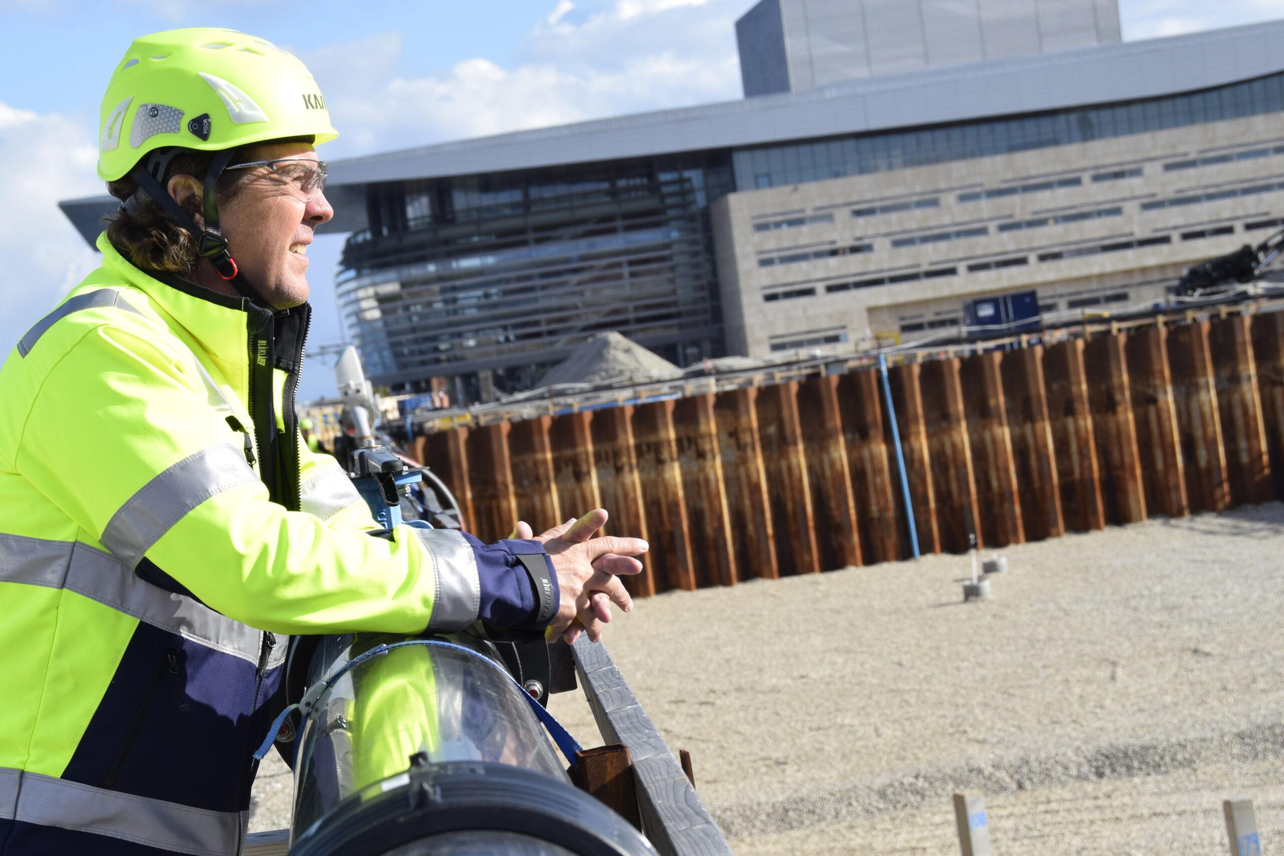 Papirøen - projektdirektør Mikael Dahl-Jensen, NCC