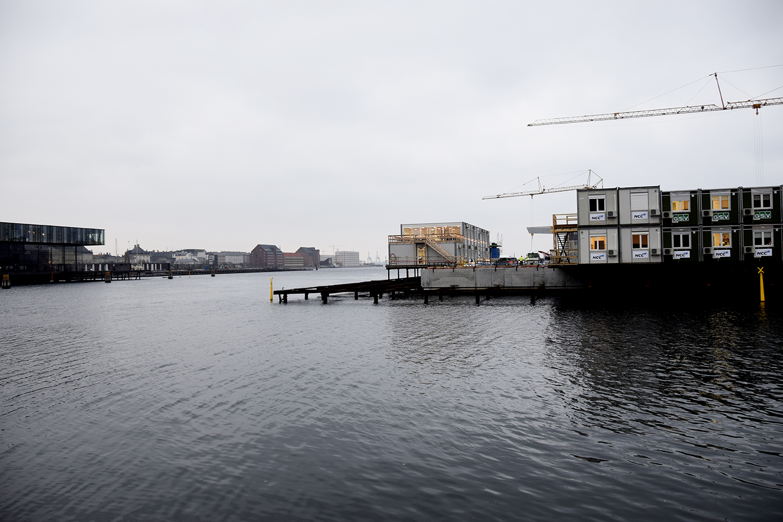 NCC Skurby PAPIRØENS byggeplads