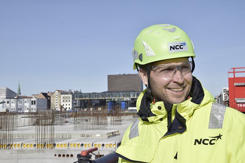 PAPIRØEN - Tobias Berner-Hansen, NCC